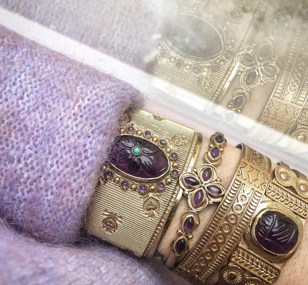 bracelet l'atelier plume