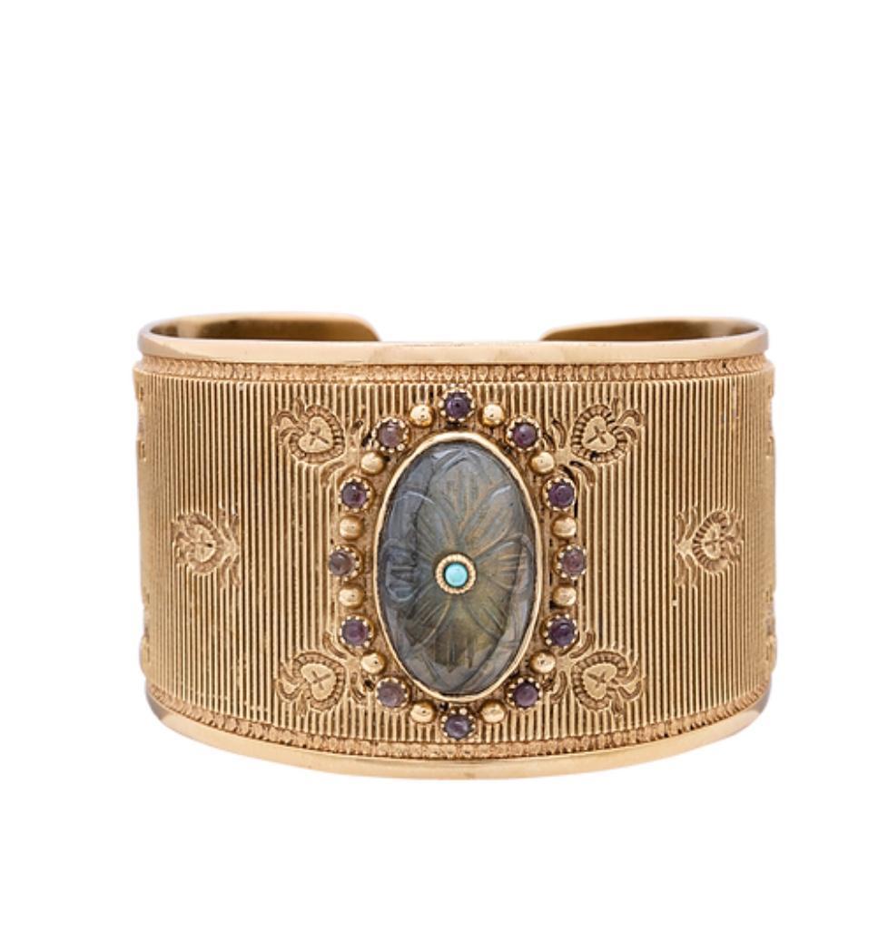 bracelet large rigide