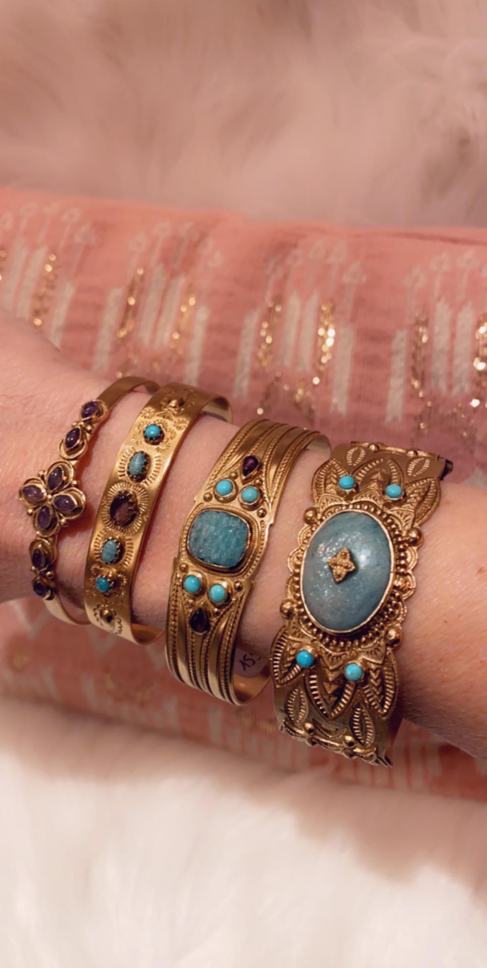 manchette bracelet atelier plume