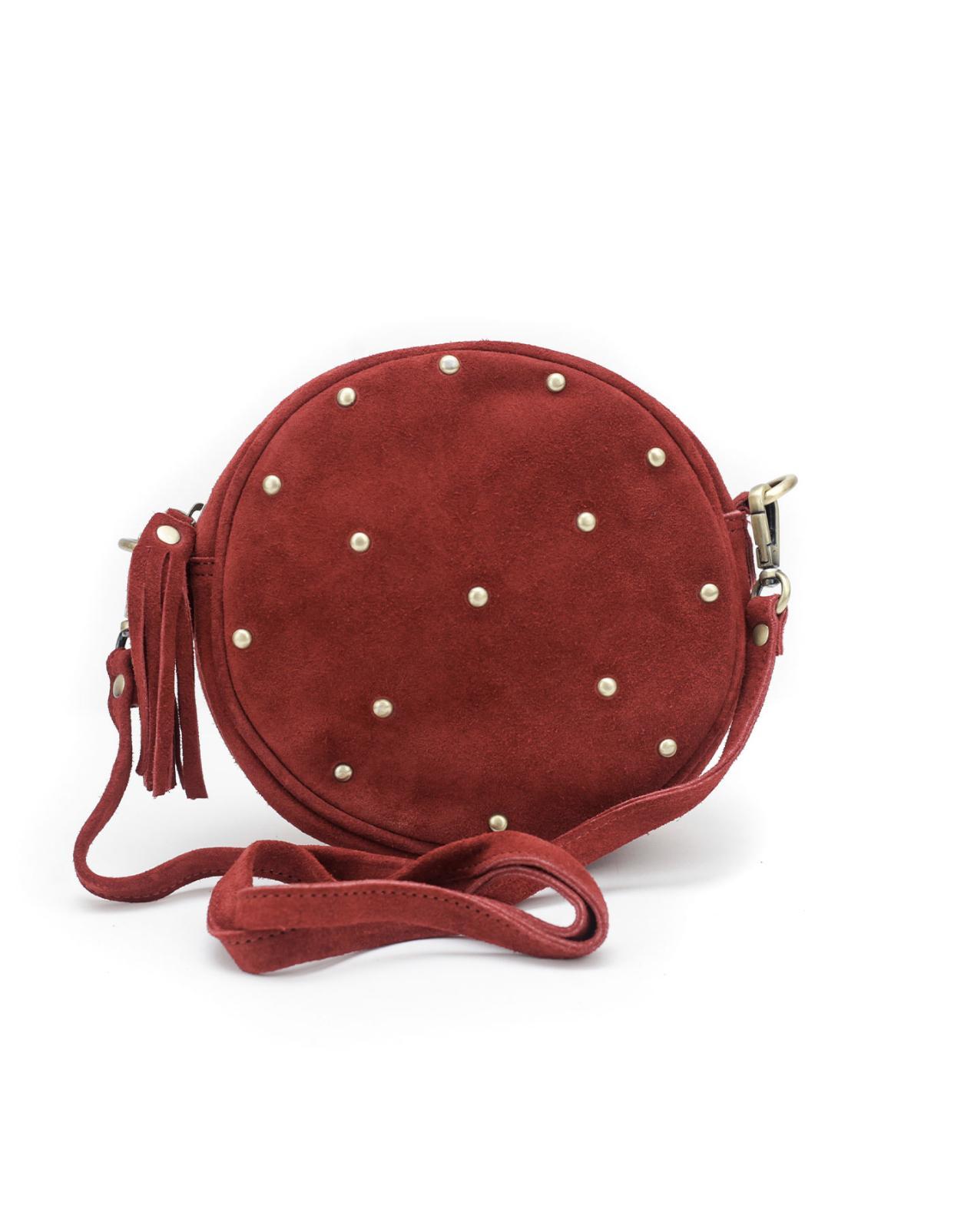 sac bandoulière rouge