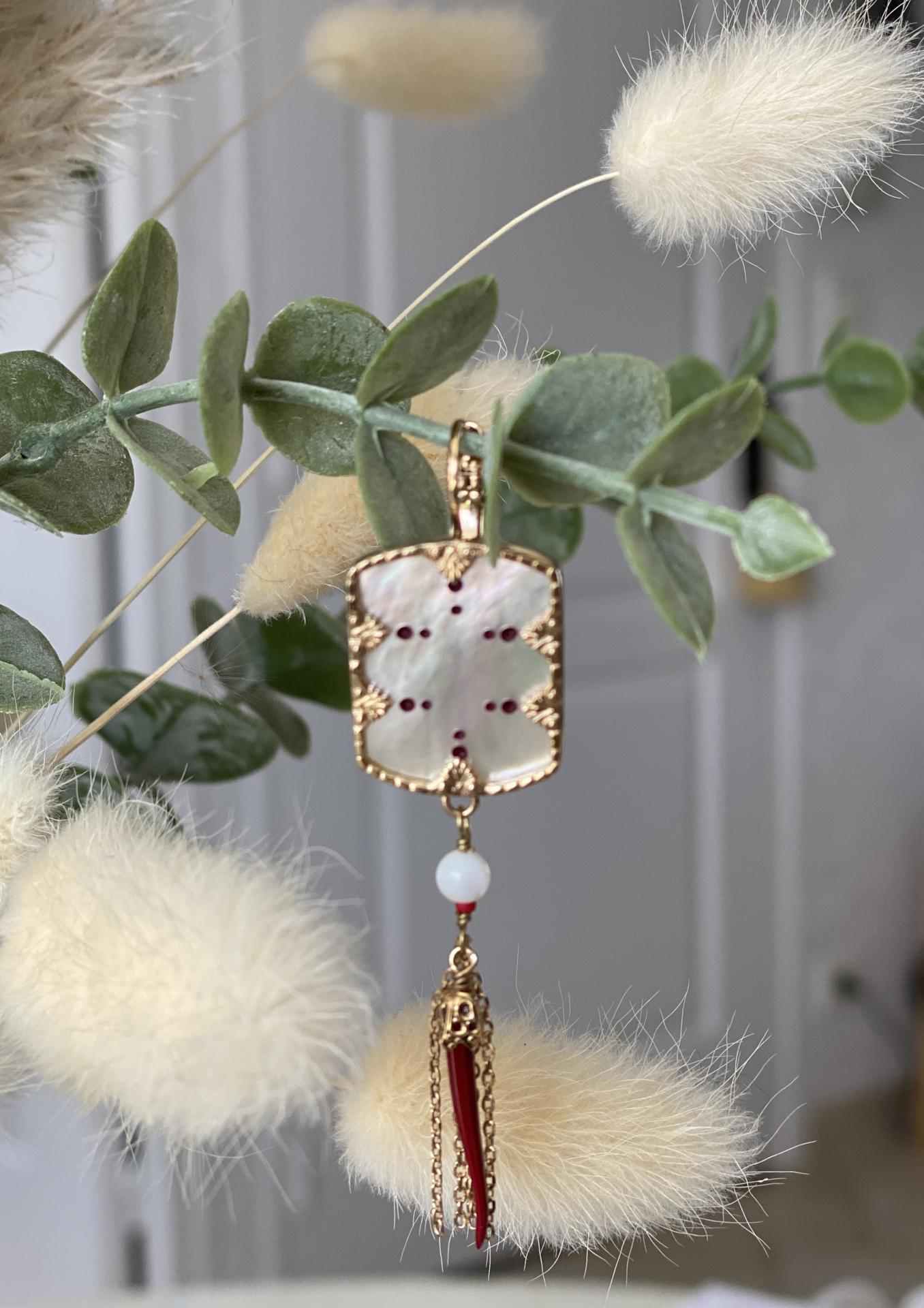 Boucles satellite bijoux
