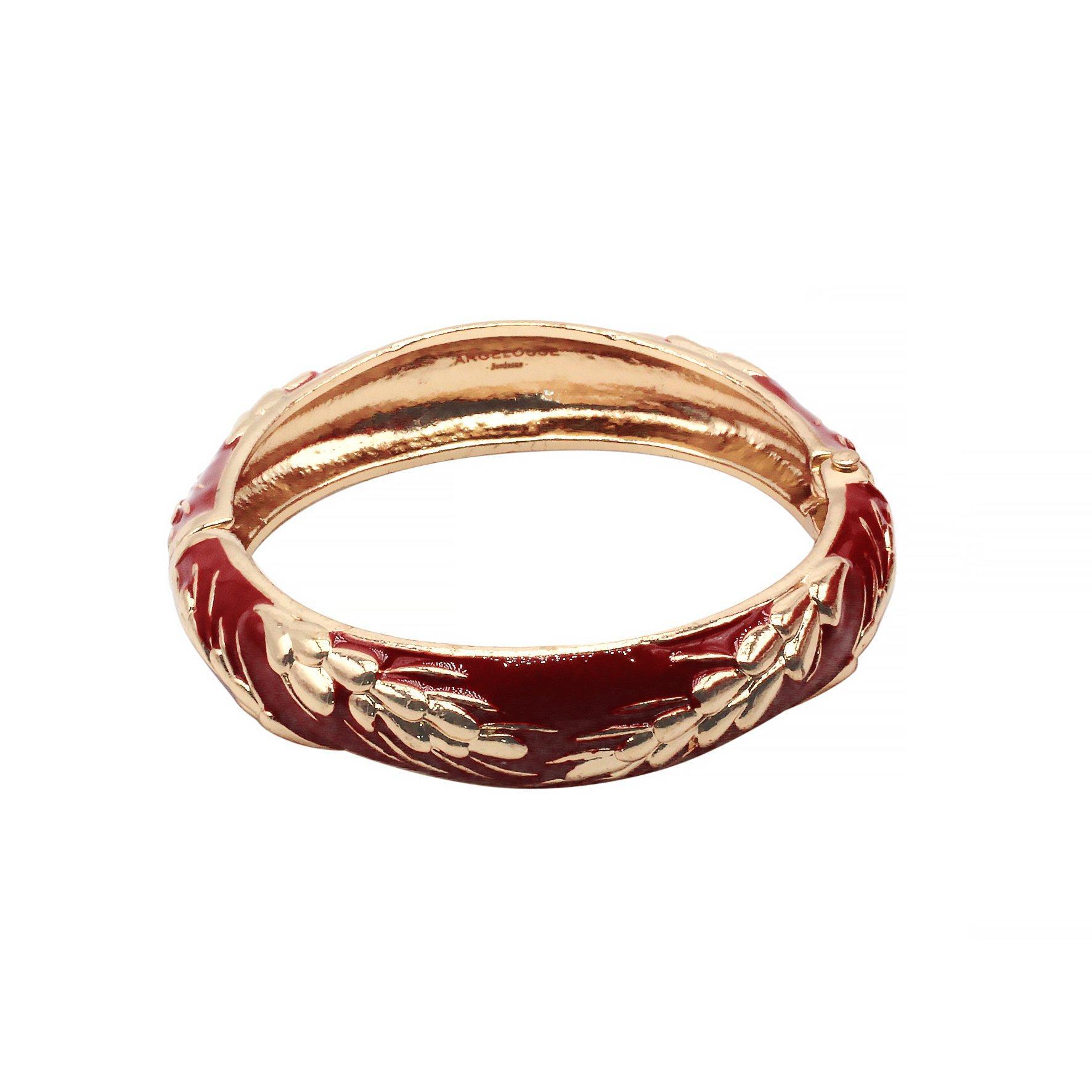 Bracelet e pi rouge argelouse
